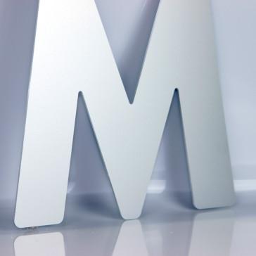 Facadebogstaver - Farvet aluminiums bogstaver - Aluminiums bogstaver - Bogstaver til butik - Bogstaver til butikfacade - Aluminiums bogstaver i alle farver