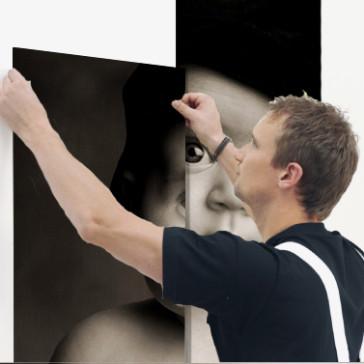 Tapet med billede - Dit personlige tapet - Lav dit eget tapet - Få dit billede i stort format - tapet med print