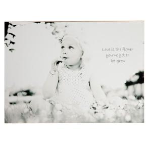 Print på træplade - Billede printet på træplade  - Fotoprint - Vi printer dine billeder på en træplade