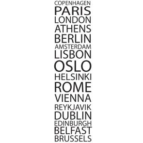 Hovedstæder