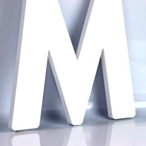 Facadebogstaver - PVC bogstaver - Bogstaver til butik - Bogstaver til butikfacade - PVC bogstaver i alle farver