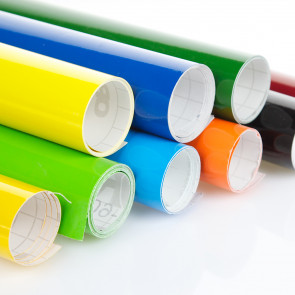 Foliebogstaver - Foliebogstaver i alle farver og størrelser - Bogstaver i folie - Bogstaver til overflader med struktur - Bogstaver til skilte - Reklamebogstaver