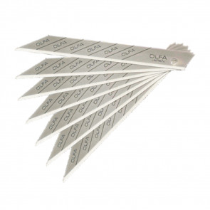 OLFA blade - Folieværktøj - Hjælp til folie