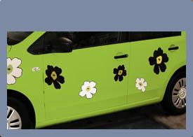 Bildekoration - Bilindpakning - Bilreklame - Læs mere