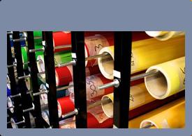 Folie - Folie i metermål - Folie til biler - Folie med print - Folielogoer - Folie til alle formål - Læs mere
